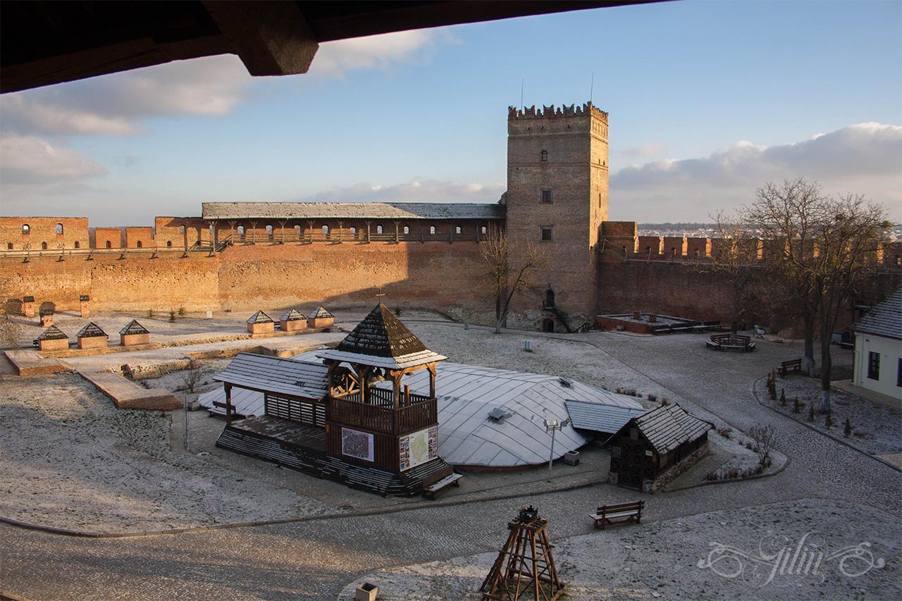 Луцький замок10