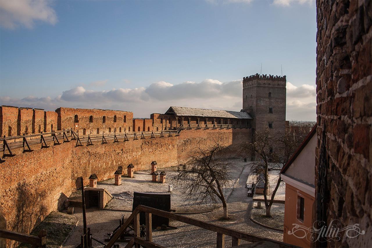 Луцький замок12