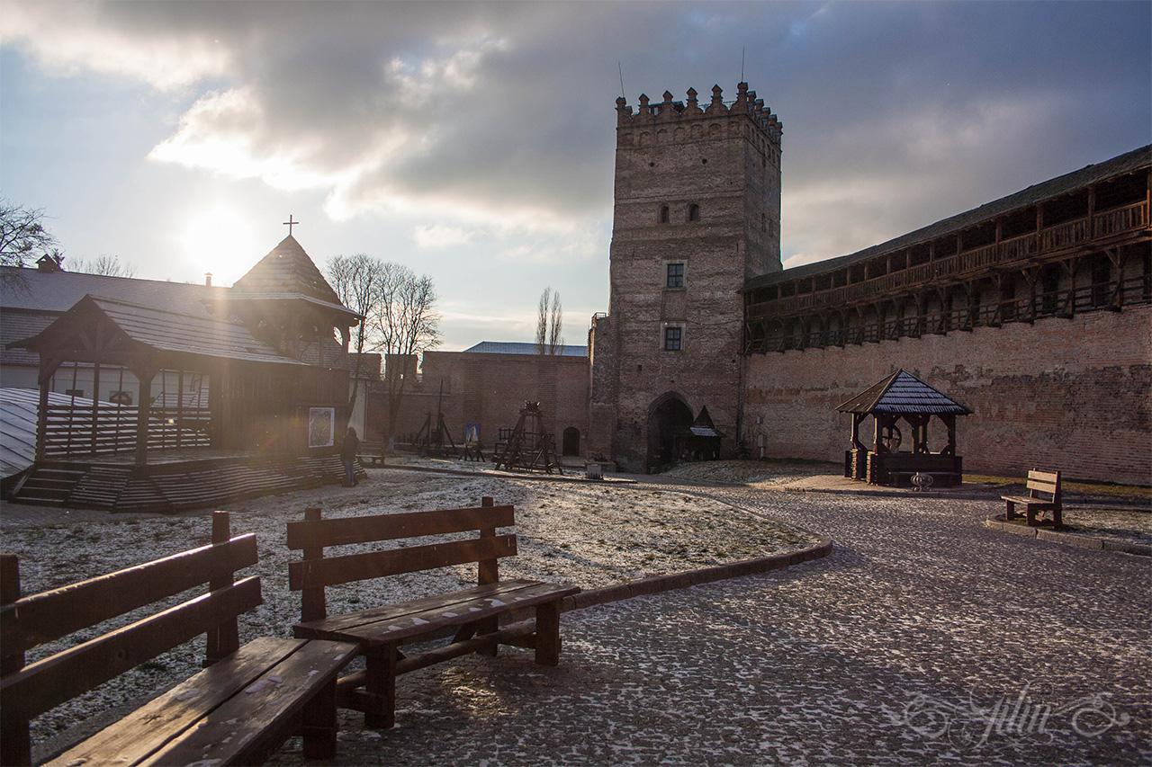 Луцький замок13