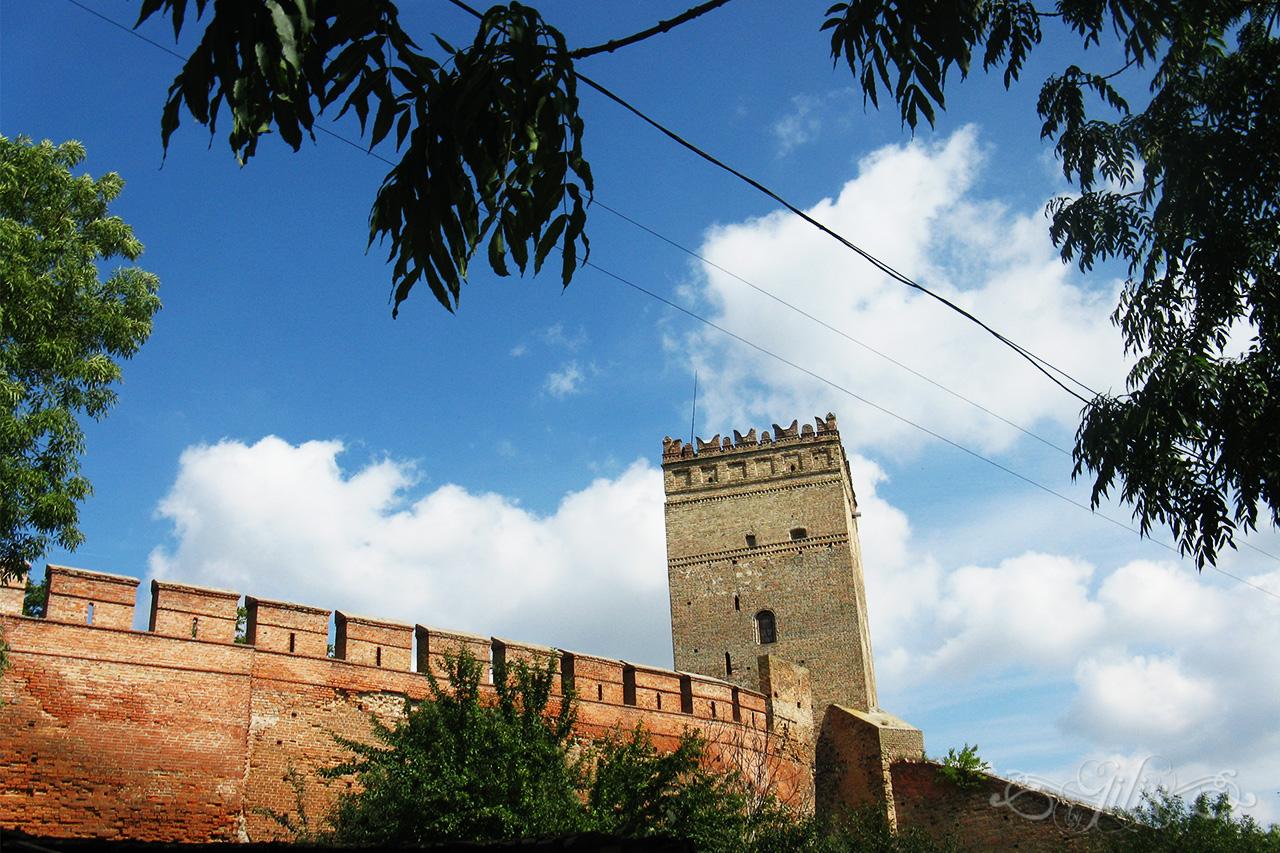 Луцький замок2