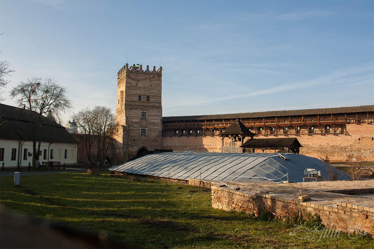 Луцький замок6