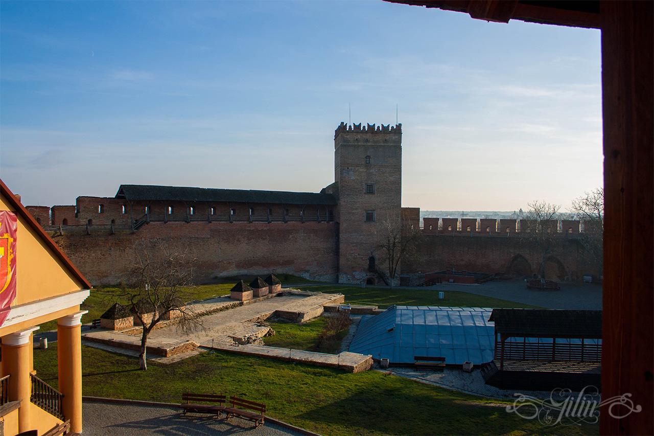Луцький замок9