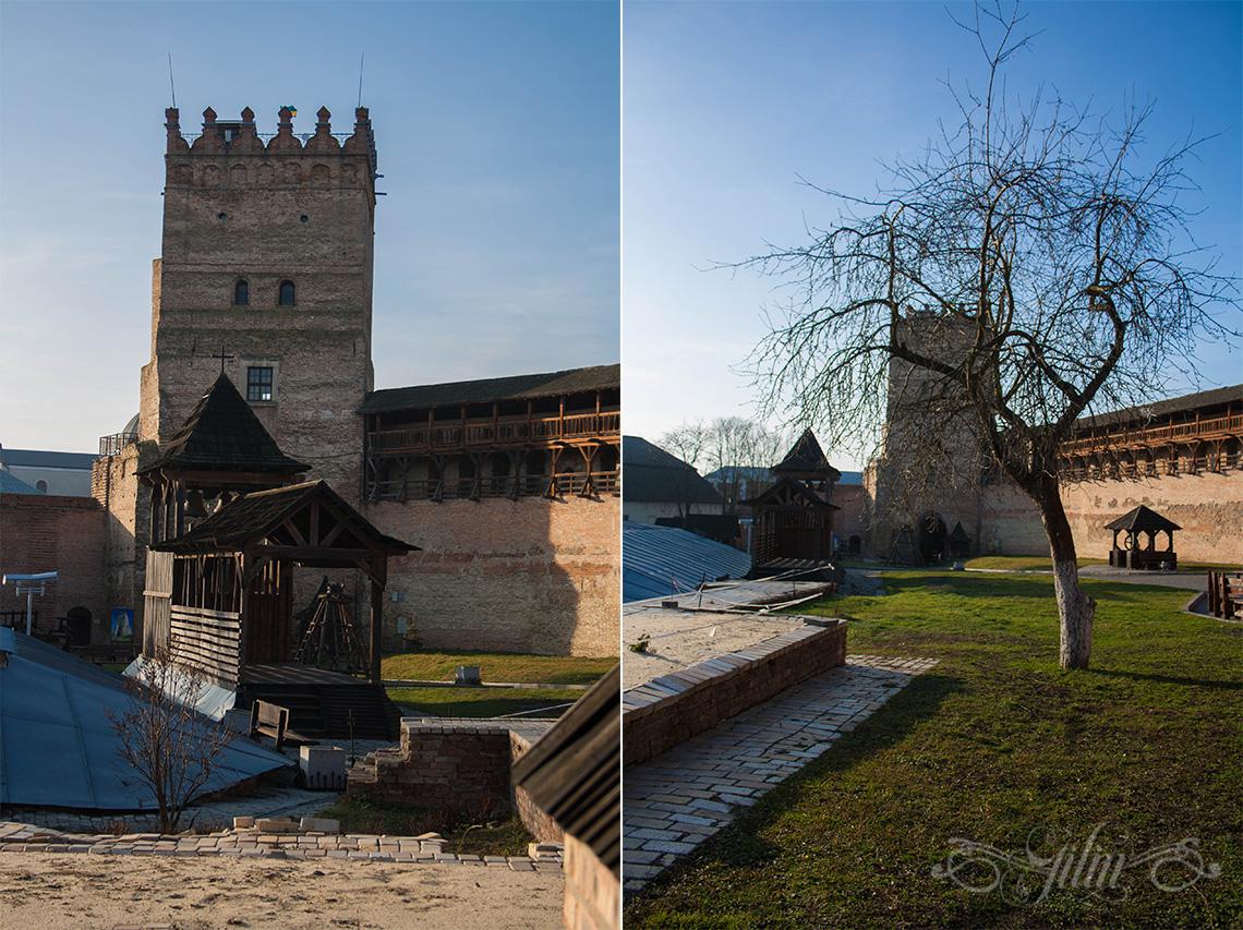Замок Любарта1