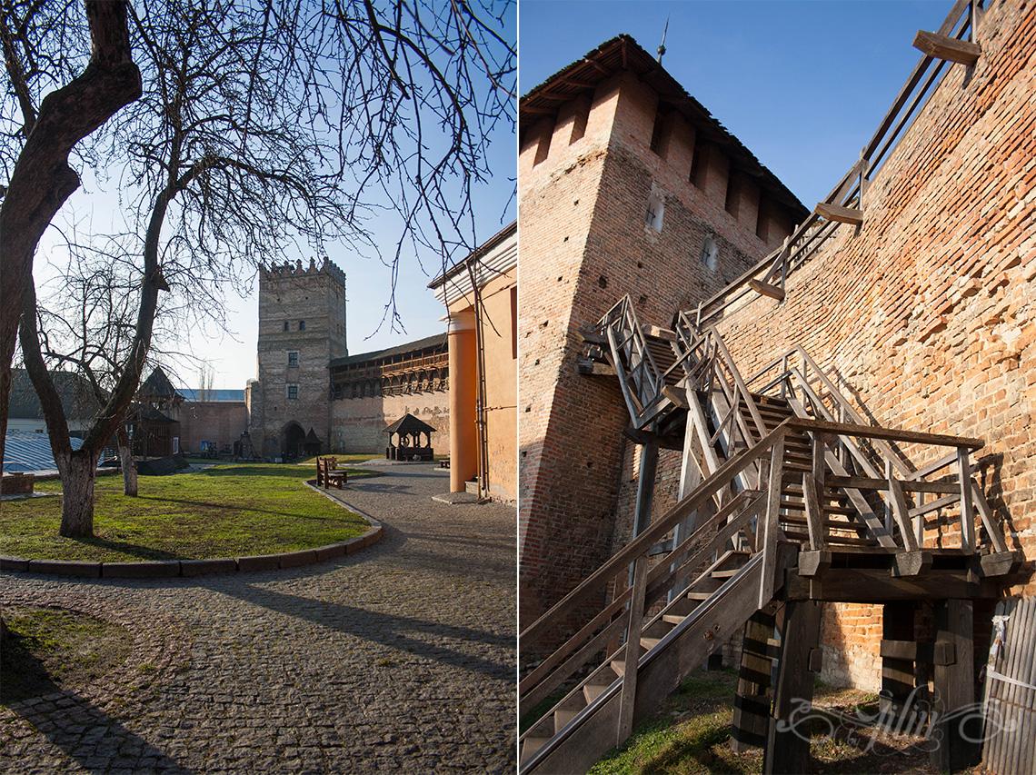 Замок Любарта2