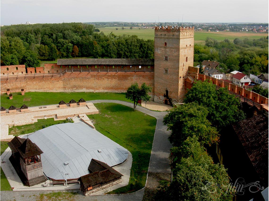 Замок Любарта8