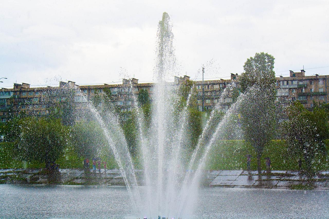 Русанівський фонтан8
